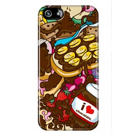 iPhone 5/5s Case Chocolate By Artista Mobile phones