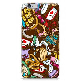 iPhone 6 Case Chocolate By Artista Mobile phones