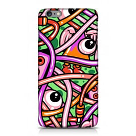 iPhone 6 Plus Case Mixed Pattern Wrappz By Artista Mobile phones