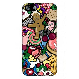 iPhone 5/5s Case Treats And Sweets By Artista Mobile phones