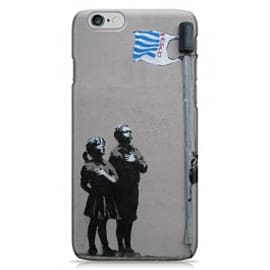 iPhone 6 Case Very Little Helps By Banksy Mobile phones