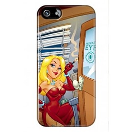 iPhone 5/5s Case Trouble By Chris Wahl Mobile phones