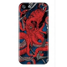 iPhone 5/5s Case Squid By Corey Courts Mobile phones