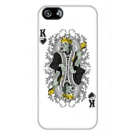 iPhone 5/5s Case King Of Hearts By Corey Courts Mobile phones