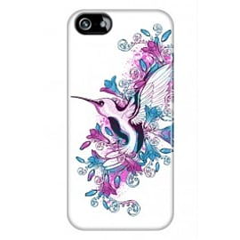 iPhone 5/5s Case Humming Bird By Corey Courts Mobile phones