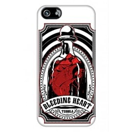 iPhone 5/5s Case Bleeding Heart By Corey Courts Mobile phones