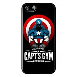 iPhone 5/5s Case Capt By Corey Courts Mobile phones