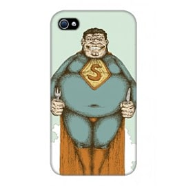 iPhone 4/4S Case Supperman By Dan Stevenson Mobile phones