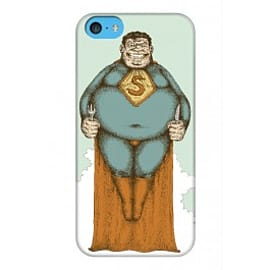 iPhone 5/5s Case Supperman By Dan Stevenson Mobile phones