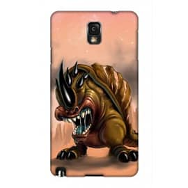 Samsung Galaxy Note 3 Case Big Mouth Alien By Dan Whisker Mobile phones