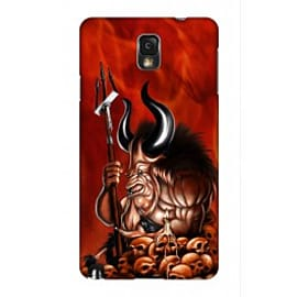 Samsung Galaxy Note 3 Case Skull Throne By Dan Whisker Mobile phones