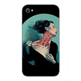 iPhone 4/4S Case Interiores By Fernando Vicente Mobile phones
