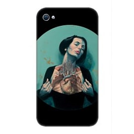 iPhone 4/4S Case Presentimiento By Fernando Vicente Mobile phones