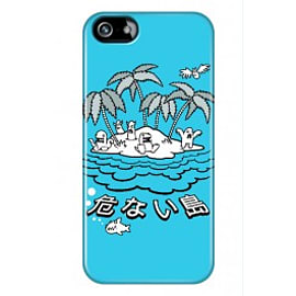 iPhone 5/5s Case Island Wrappz By Genki Gear Mobile phones