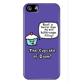 iPhone 5/5s Case Cupcake Wrappz By Genki Gear Mobile phones