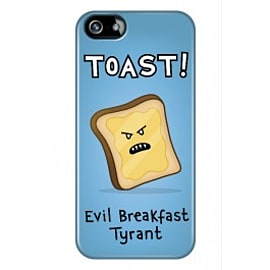 iPhone 5/5s Case Toast Wrappz By Genki Gear Mobile phones