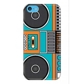 iPhone 5C Case Ghetto Fabulous-2 A3 By Greg Straight Mobile phones