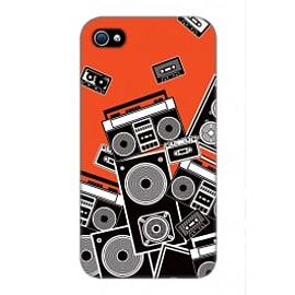 iPhone 4/4S Case Downloading Sounds-a3 By Greg Straight Mobile phones