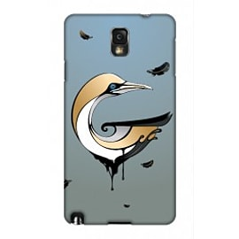 Samsung Galaxy Note 3 Case Bird By Ivelina Kirilova Mobile phones