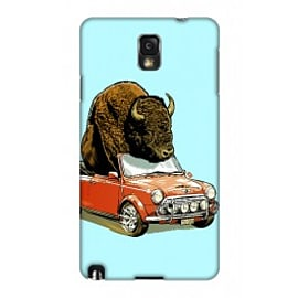 Samsung Galaxy Note 3 Case Bison In Mini By James Fosdike Mobile phones