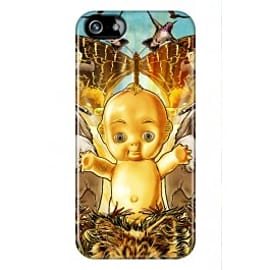 iPhone 5/5s Case Kewpalicious By James Fosdike Mobile phones