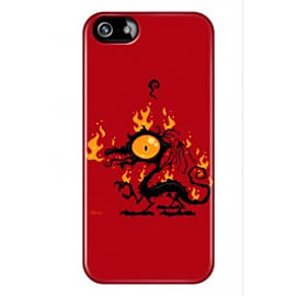 iPhone 5/5s Case Burn By John Schwegel Mobile phones