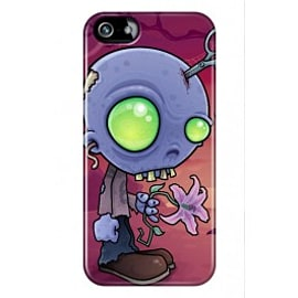 iPhone 5/5s Case Zombie Jnr By John Schwegel Mobile phones