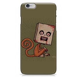iPhone 6S Case Sack Monkey By John Schwegel Mobile phones