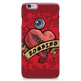 iPhone 6 Case Zombies By John Schwegel Mobile phones