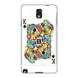 Samsung Galaxy Note 3 Case King Of Spades By Sweaty Eskimo Mobile phones