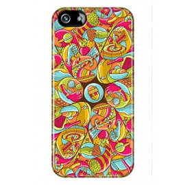 iPhone 5/5s Case Treats By Sweaty Eskimo Mobile phones