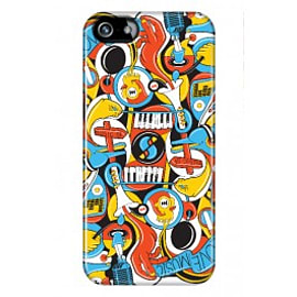 iPhone 5/5s Case King Of Spades By Sweaty Eskimo Mobile phones