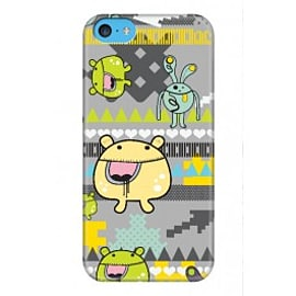 iPhone 5C Case Stitches By Uberpup Mobile phones