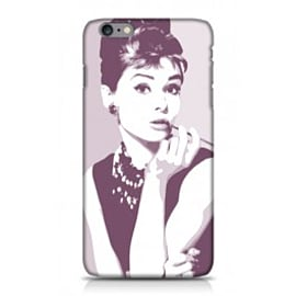 iPhone 6 Plus Case Audrey Hepburn By VA Iconic Hollywood Mobile phones