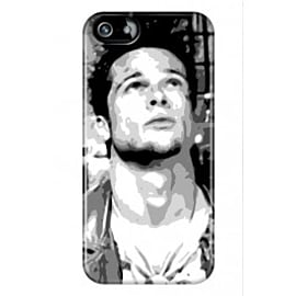 iPhone 5/5s Case Brad Pitt By VA Iconic Hollywood Mobile phones