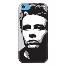 iPhone 5C Case James Dean By VA Iconic Hollywood Mobile phones