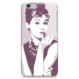 iPhone 6 Case Audrey Hepburn By VA Iconic Hollywood Mobile phones