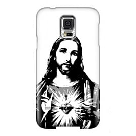Samsung Galaxy S5 Case Jesus By VA Iconic Misc Mobile phones