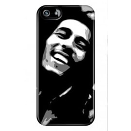 iPhone 5/5s Case Bob Marley By VA Iconic Music Mobile phones