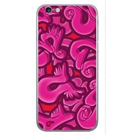 iPhone 6 Skin Wings_pink By Artista Mobile phones