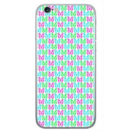 iPhone 6 Skin Fluro Butterfly A3 By Greg Straight Mobile phones