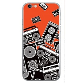 iPhone 6 Skin Downloading Sounds-a3 By Greg Straight Mobile phones