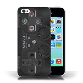 STUFF4 Phone Case/Cover for Apple iPhone 5C/Playstation PS3 Design/Games Console Collection Mobile phones