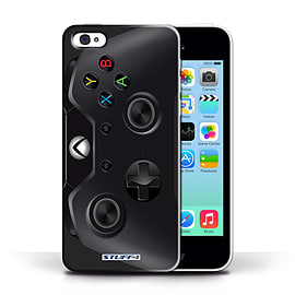STUFF4 Phone Case/Cover for Apple iPhone 5C/Xbox One Design/Games Console Collection Mobile phones