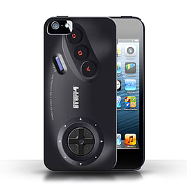 STUFF4 Phone Case/Cover for Apple iPhone 5/5S/Sega Megadrive Design/Games Console Collection Mobile phones