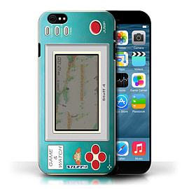 STUFF4 Phone Case/Cover for Apple iPhone 6/Donkey Kong JR Design/Games Console Collection Mobile phones