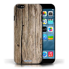 STUFF4 Phone Case/Cover for Apple iPhone 6/Driftwood Design/Wood Grain Effect/Pattern Collection Mobile phones