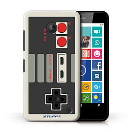 STUFF4 Phone Case/Cover for Nokia Lumia 635/Nintendo Classic Design/Games Console Collection Mobile phones