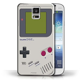 STUFF4 Phone Case/Cover for Samsung Galaxy S5/SV/Nintendo Game Boy Design/Games Console Collection Mobile phones