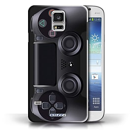STUFF4 Phone Case/Cover for Samsung Galaxy S5/SV/Playstation PS4 Design/Games Console Collection Mobile phones